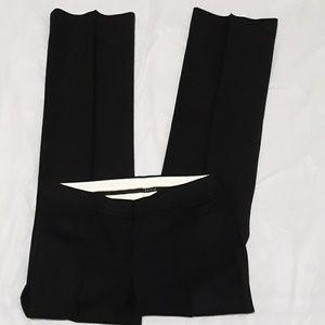 Theory Black Straight Leg Dress Pants 2